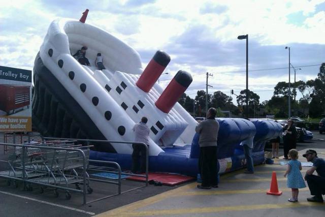 titanic pour les gosses